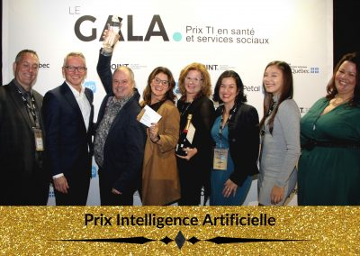 Prix Intelligence Artificielle