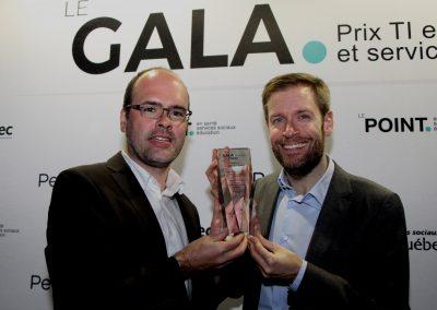 Gala des Prix TI en santé et services sociaux