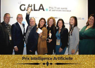 Prix Intelligence Artificielle
