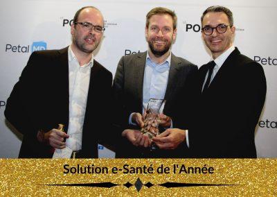 Prix Solution e-Santé de l'Année
