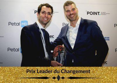 Prix Leader du changement